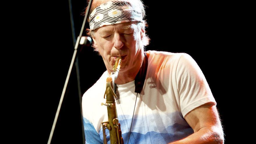 El saxo fue el instrumento que define el sonido de Evans