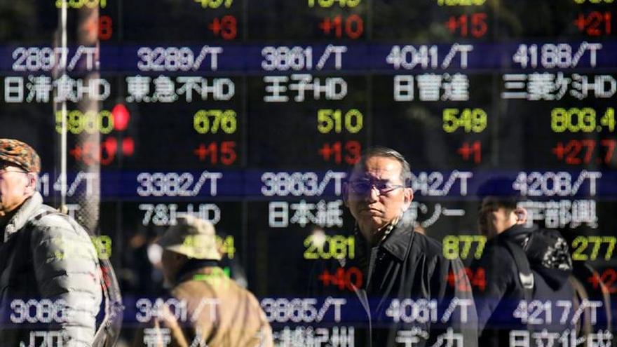 La Bolsa de Tokio avanza un 0,46 % en la apertura