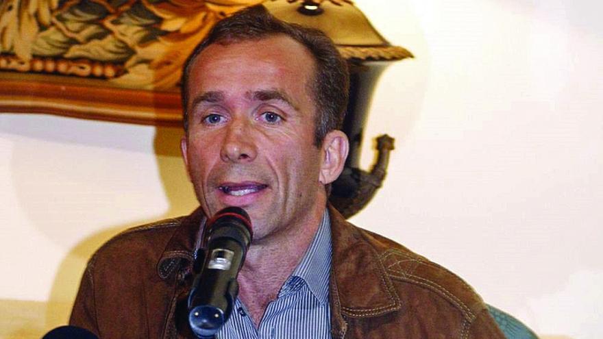 Álvaro de la Bárcena.