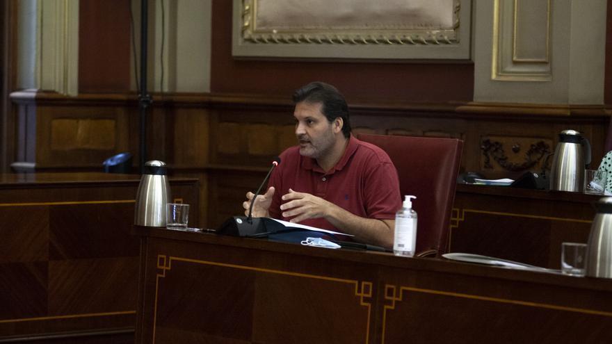 Los pagos a Sacyr en Santa Cruz de Tenerife se conocían desde 2017, según el Ayuntamiento