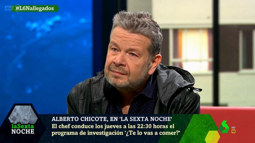 Alberto Chicote en 'laSexta Noche'