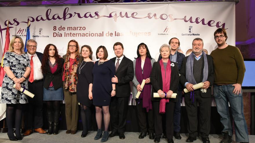Castilla-La Mancha entregó el I Premio Internacional a la Igualdad de Género 'Luisa Medrano'