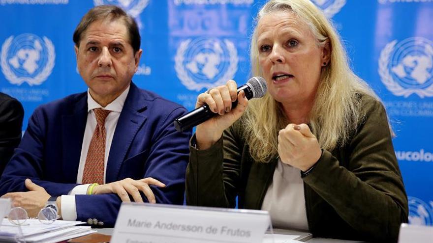 Suecia garantiza apoyo a Colombia en próximos 5 años de cara a ingreso OCDE