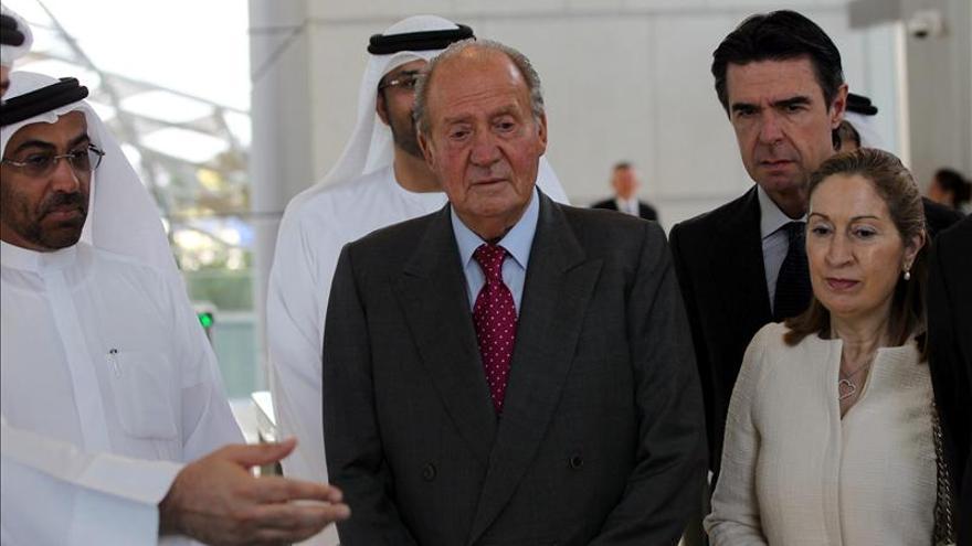 El rey Juan Carlos / EFE