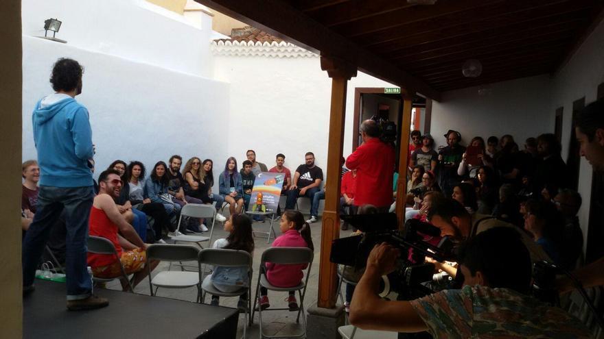 Una muestra de cortos rodados en La Palma durante el Festivalito se proyecta este lunes, 14 de noviembre, en el V Festival Internacional del Cine de Antofagasta-Antofadocs como parte del Tour Festivalito y con motivo del hermanamiento de ambos certámenes,