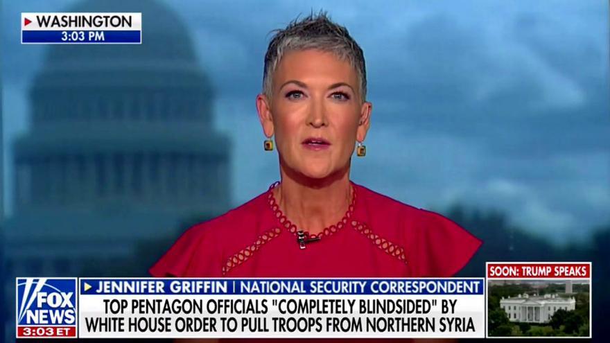 Jennifer Griffin en Fox News