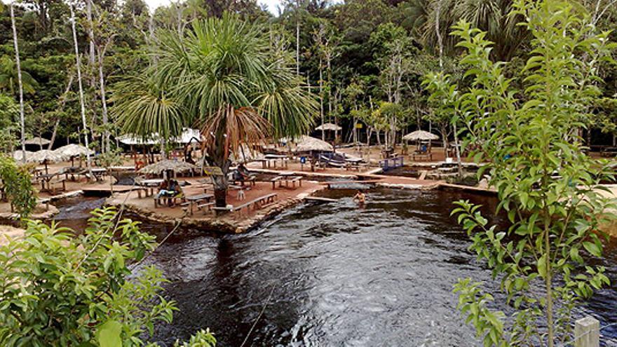 ¿Quieres visitar Amazonia de la mano de un director de documentales?
