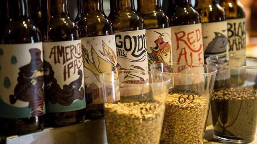 Red Ale, la cerveza 'irlandesa' de fabricación albaceteña que cosecha medallas de oro
