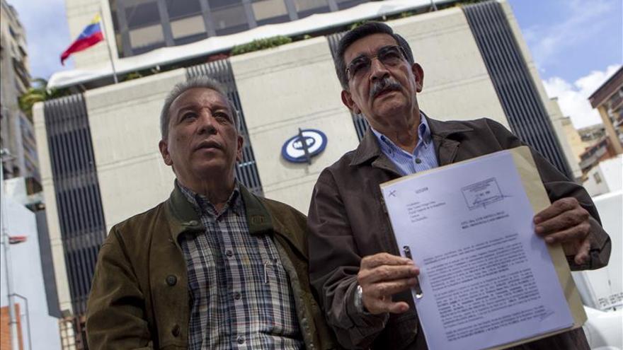 La oposición pide a la Fiscalía investigar la detención de familiares de Maduro en EE.UU.