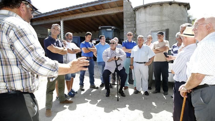 Medio Rural destinará 130.000 euros a abastecer de agua a estabulaciones y casas de ganaderos