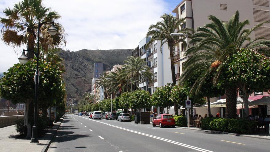 La Avenida Marítima contará con nuevos pasos de peatones.