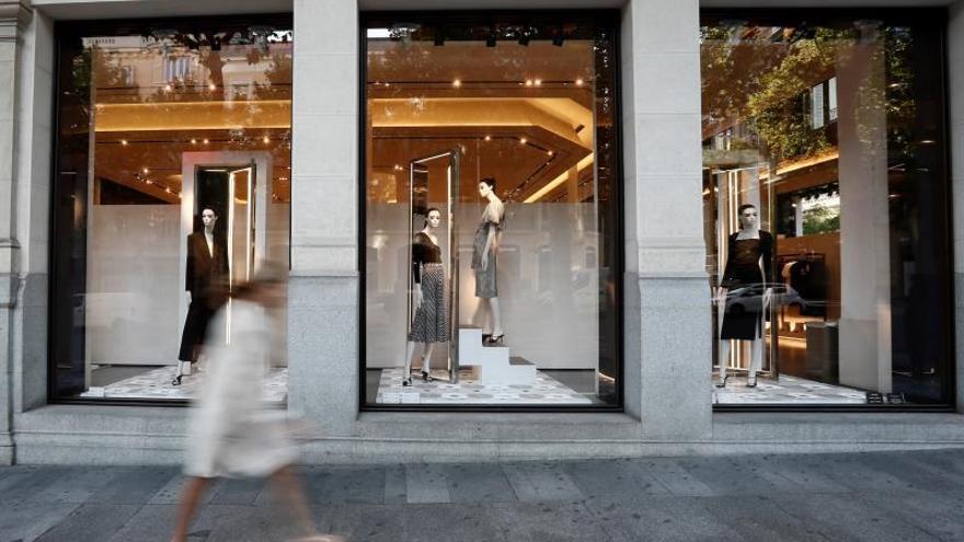 Zara es la marca que más rápido crece en España