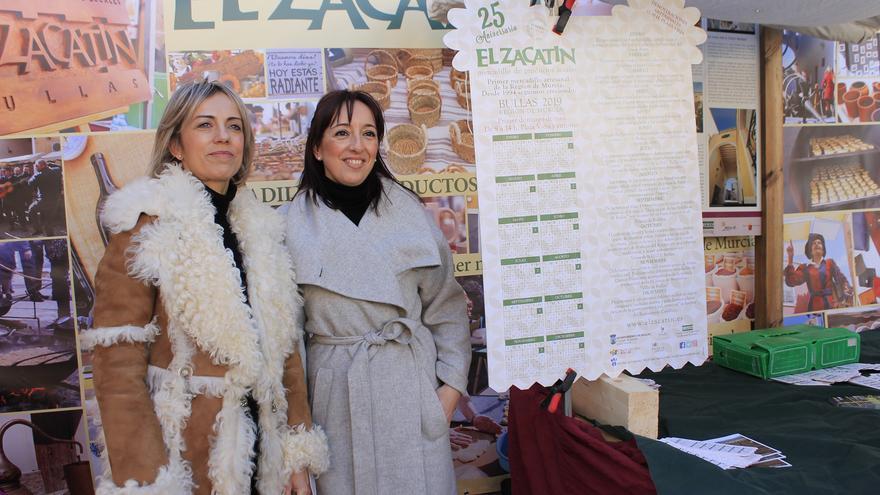 Bullas presenta el calendario de demostraciones artesanales de 'El Zacatín'