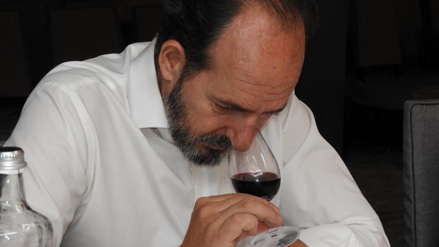 Cata del jurado en el 47º Concurso Regional de Calidad de Vinos de FERCAM