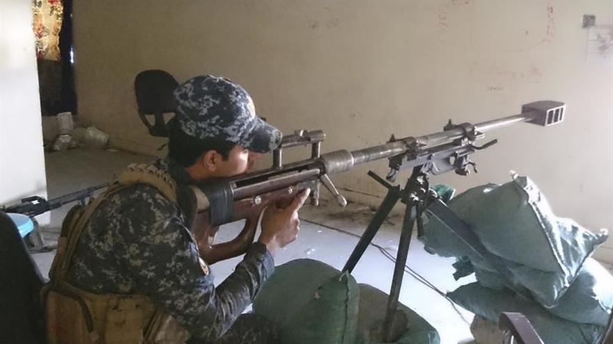 """Shaker, el """"cazador de los yihadistas"""" en Mosul"""