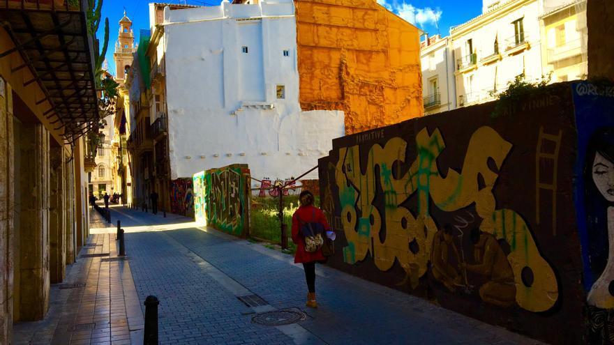 Calle Conde de Montornés, número 19, de Valencia