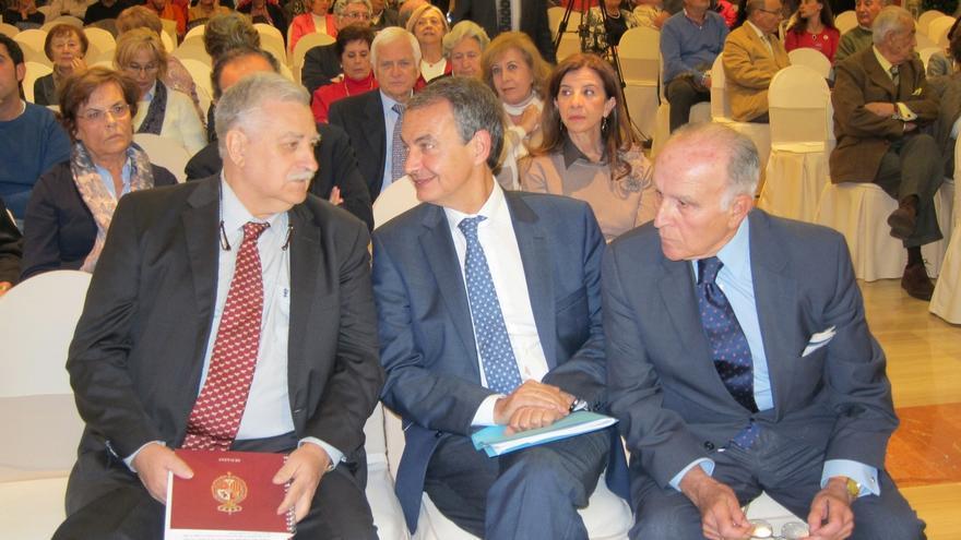 Zapatero destaca los avances en igualdad en Marruecos y defiende que ninguna fe legitima la violencia