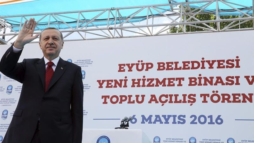 Erdogan anuncia que Turquía no ajustará la ley antiterrorista como pide la UE