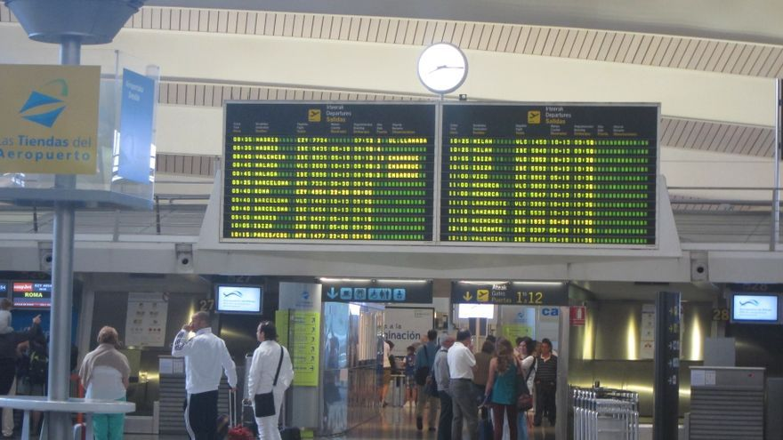 """Directora del aeropuerto de Loiu dice que 2013 no ha sido bueno pero ve """"un punto de inflexión"""" y prevé crecer en 2014"""