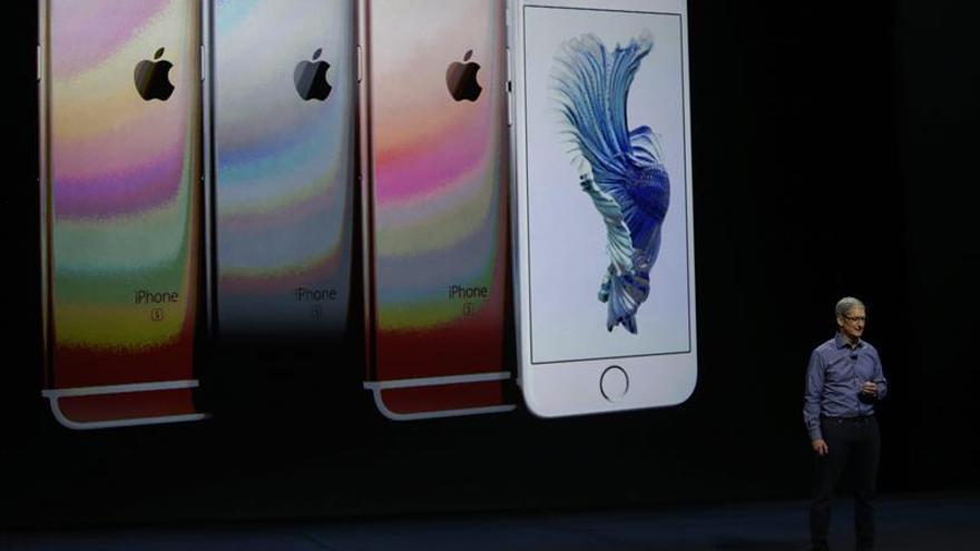 Apple se prepara para desvelar el iPhone 7