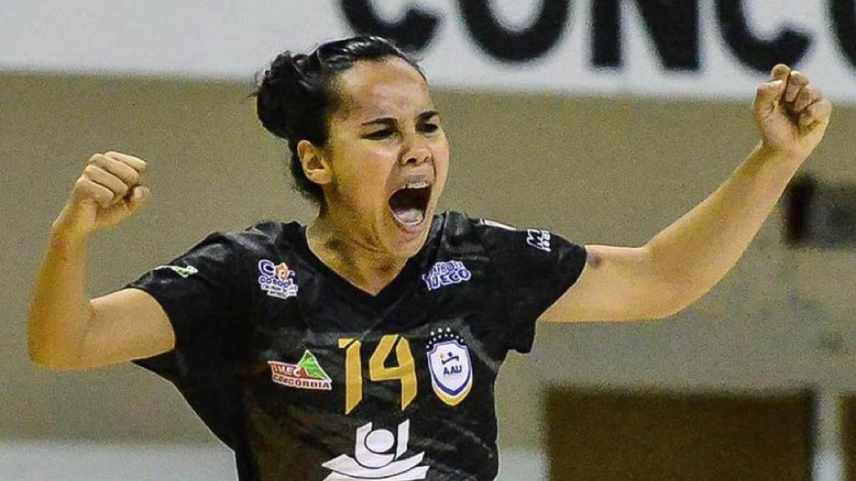 Agda Pereira, tercer fichaje del Adesal