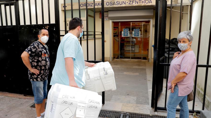 Euskadi registra otros 27 positivos de COVID-19 y el foco de Ordizia acumula un total de 74 contagios