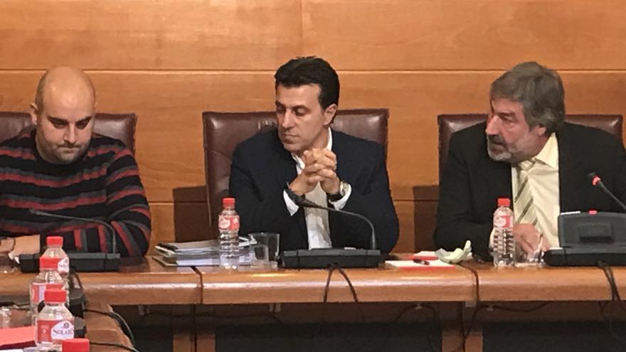 """(AMP) Exdirector del ICAF dice que """"nunca"""" recibió """"presiones"""" y no participó en aprobación de financiación a Ecomasa"""