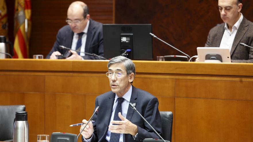 El fiscal superior de Aragón, José María Rivera