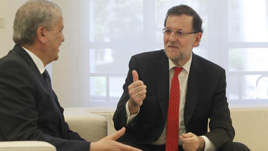 """Rajoy admite que le """"preocupa mucho"""" el nombramiento de la consejera de Interior y lo tilda de """"gravísimo error"""""""