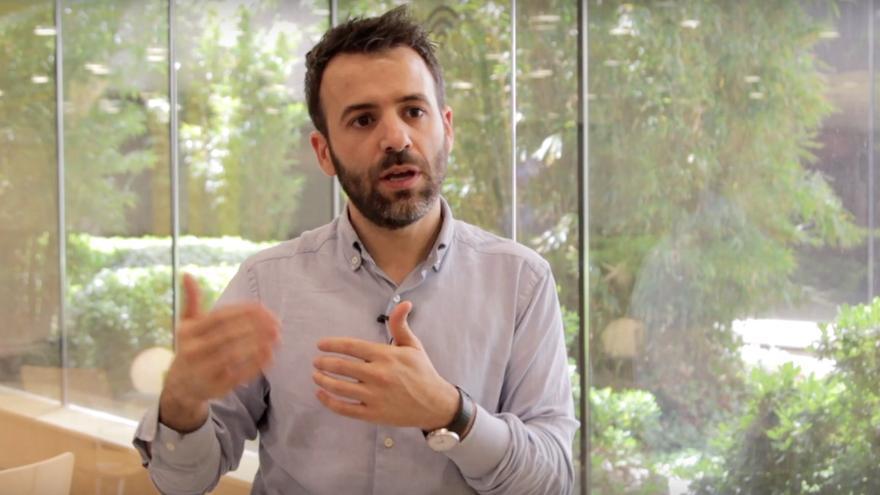 Miquel Ballester, diseñador industrial del equipo fundador de Fairphone.