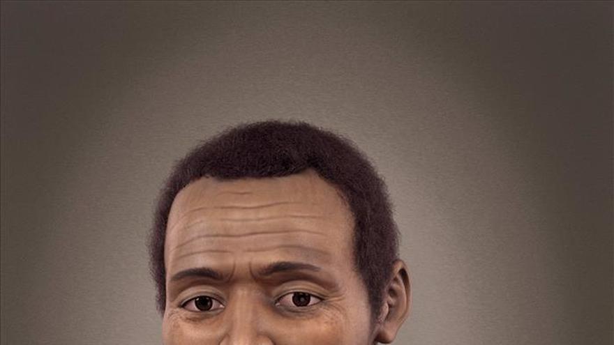 El rostro reconstruido de San Martín de Porres coincide con sus imágenes en Lima