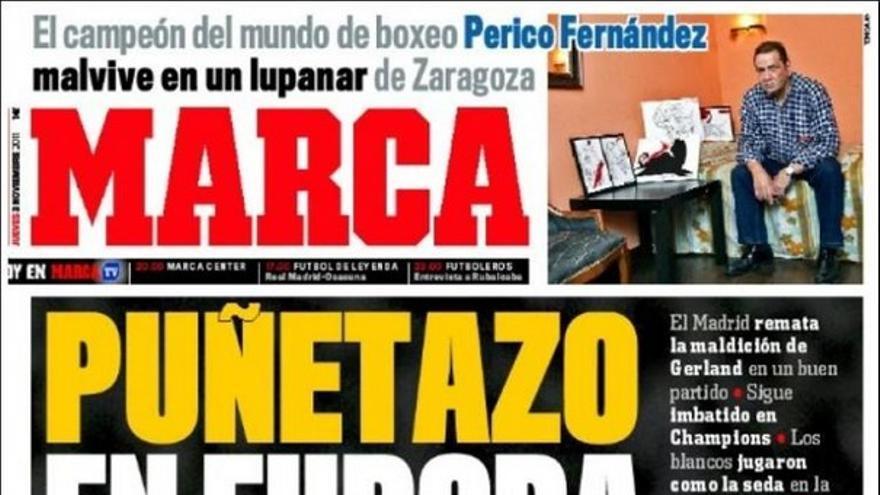 De las portadas del día (03/11/2011) #13