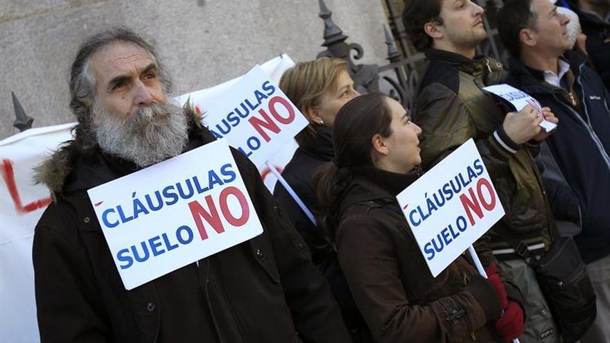 El Supremo no revisará las sentencias de cláusulas suelo previas a la retroactividad