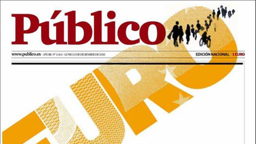 De las portadas del día (13/12/2010) #11