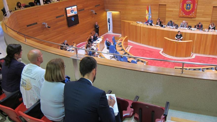 Rechazada por tercera vez la comisión de investigación del Alvia en el Parlamento gallego tras votación secreta en urna