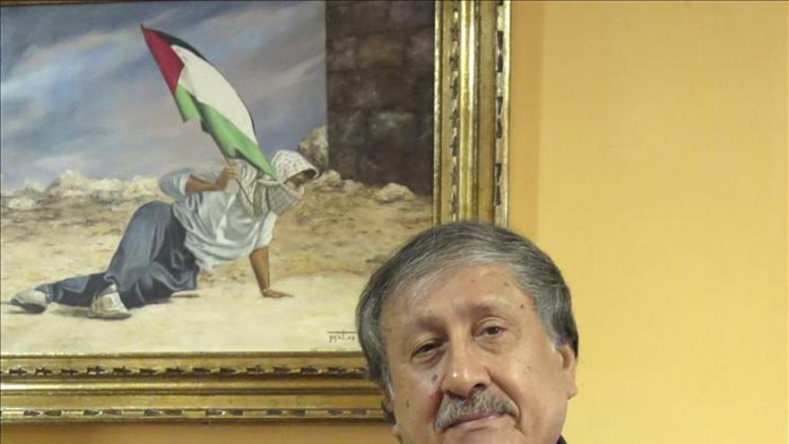 El embajador palestino acusa a Artur Mas de violar los derechos de su pueblo