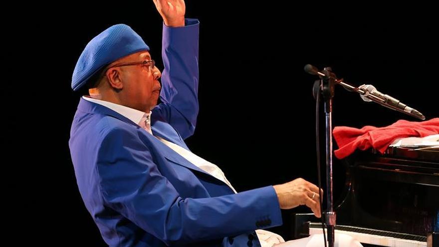 Chucho Valdés cierra el Getxo Jazz con las entradas agotadas para su concierto
