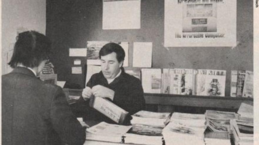 Paul Terrell fundó Byte Shop en 1975 para vender kits de ordenadores