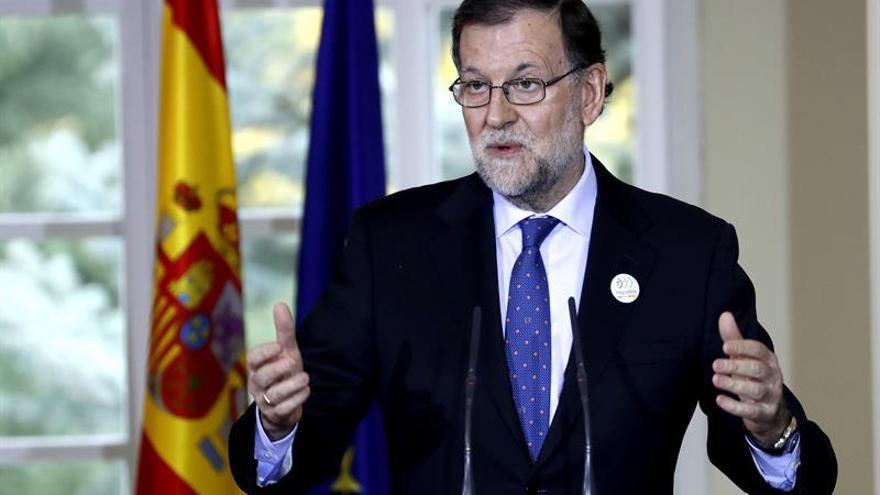 Mariano Rajoy proclamado candidato a presidir el PP