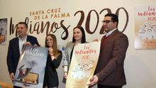 Laura Abreu e Ivana Lorenzo ganan los concursos de los carteles de Los Indianos y Los Indianitos