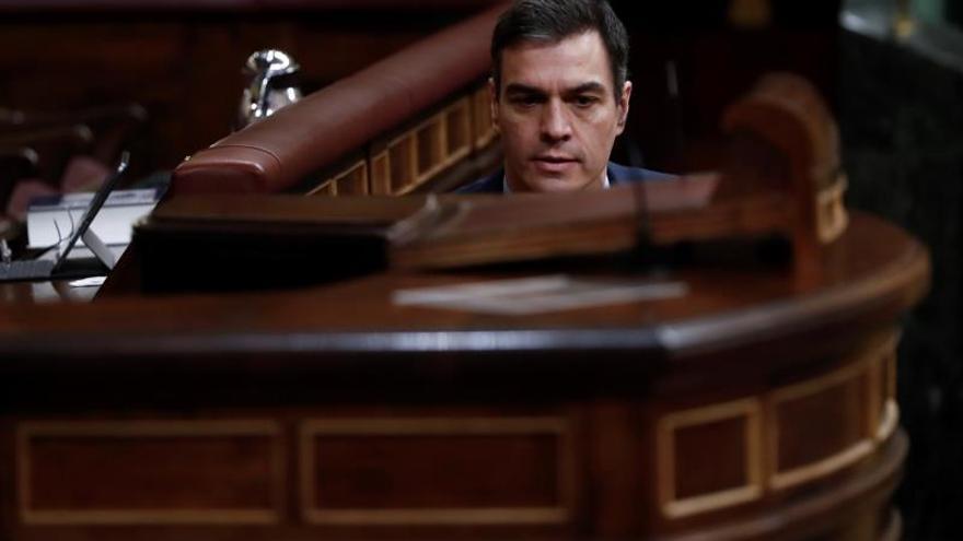 Sánchez solicitará al Congreso el próximo miércoles la prórroga del estado de alarma hasta el 10 de mayo