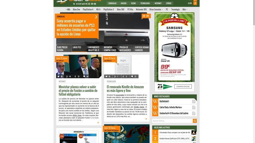 10.000 mensajes diarios se publican cada día en EOL, según su fundador (Imagen: Cedida por Álvaro Garrido)
