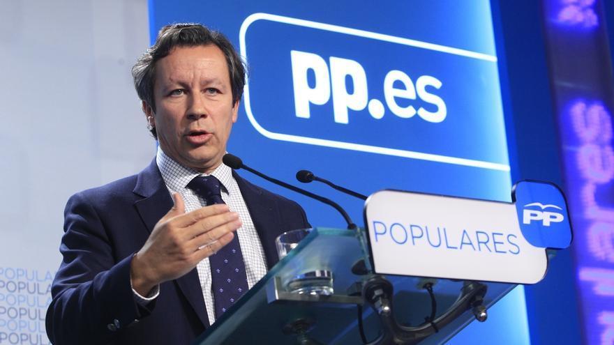 """Floriano dice que Gutiérrez era trabajador del PP Madrid y que tras ser cesado como gerente se """"reincorporó"""" a su puesto"""