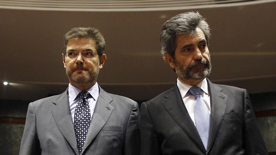 """El PP veta que Lesmes explique al Congreso las """"injerencias"""" del Gobierno denunciadas por los jueces, como pedía el PSOE"""