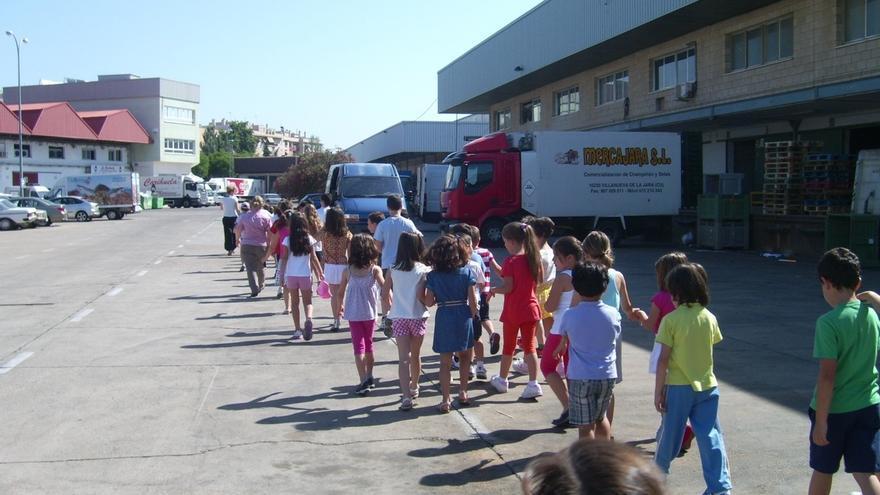 Comienza una nueva edición de la campaña educativa de Mercacórdoba dirigida a escolares