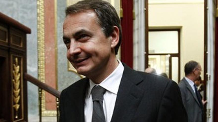José Luis Rodríguez Zapatero. (EUROPA PRESS)