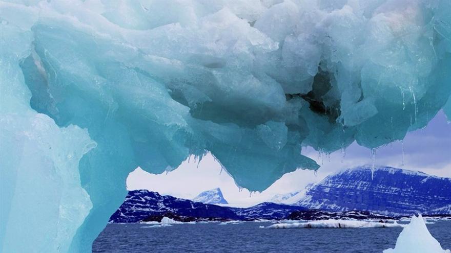 Exposicón 'El Ártico se rompe'