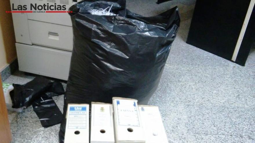 Imagen que acompaña a la denuncia / Foto: Las Noticias de Cuenca
