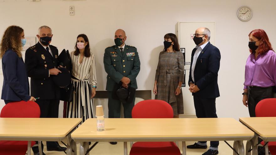 Reunión entre Sanidad y Delegación del Gobierno