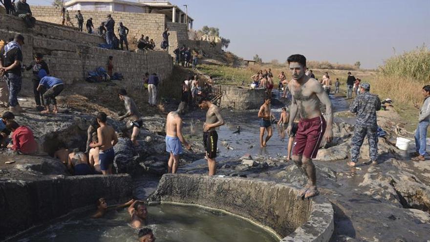 Las fuerzas iraquíes liberan un nuevo barrio en el este de Mosul